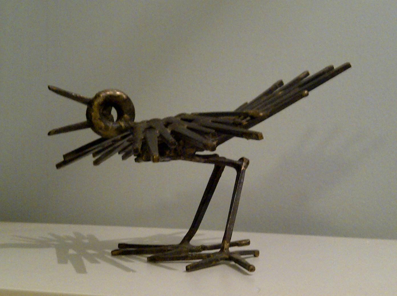 Welding sculpture 3