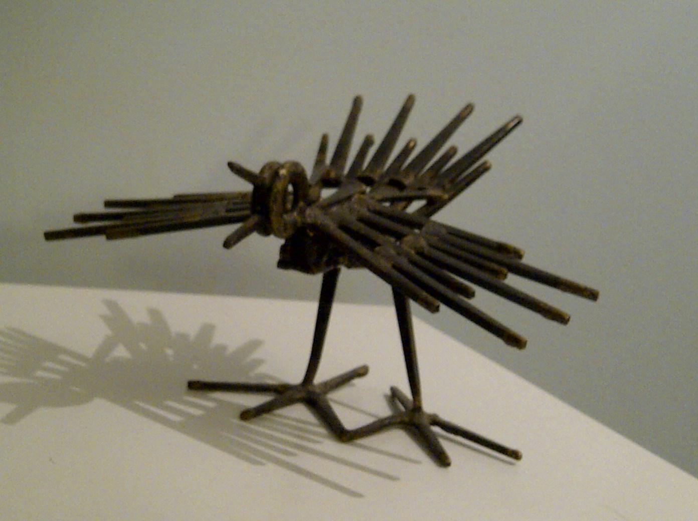 Welding sculpture 2