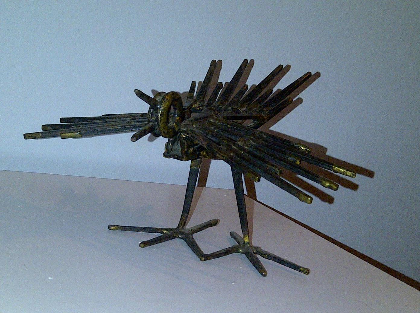 Welding sculpture