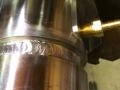 Titanium pressure vessel for Venus Atmosphere a Project for NASA 2