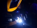 Titanium welding for NASA's Venus Atmosphere Project 2
