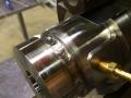 Titanium welding for NASA's Venus Atmosphere Project.